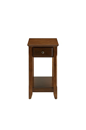 ACME Furniture end tables, One Size, Walnut
