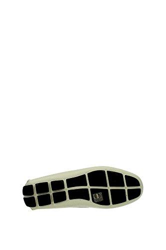Mocassini Prada Uomo - (2DD001TALCO) EU Bianco