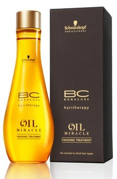 Schwarzkopf Professional Bc Bonacure Oil Potion Finishing Treatment, 3.4 Ounce