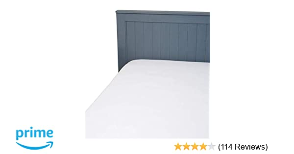 Amazon Com Web Linens Inc King White Fitted Sheet 78 Inches X 80