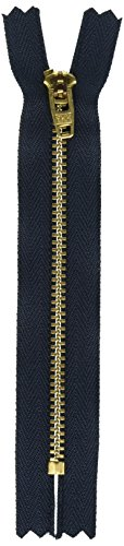 YKK Metal Jean Zipper, 5