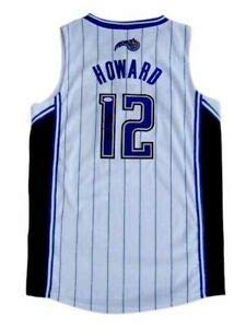 official photos 21b55 75e66 Dwight Howard Autographed Signed White Orlando Magic Jersey ...