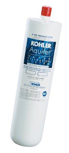 KOHLER K-202-NA Aquifer Premium Refill Filter Cartridge Aquifer Filter