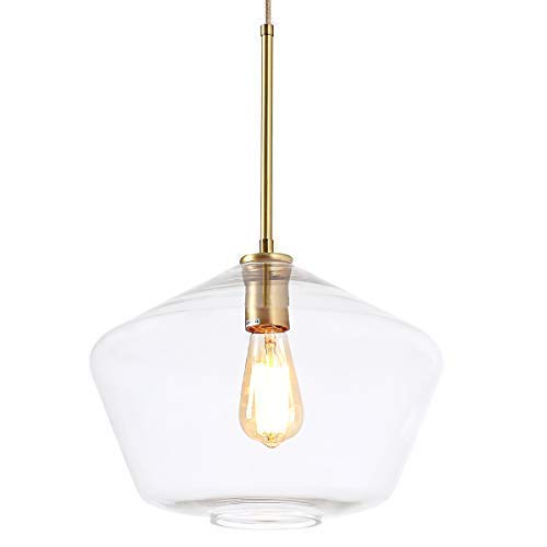 Glass Pendant Lights For Bedroom in US - 5