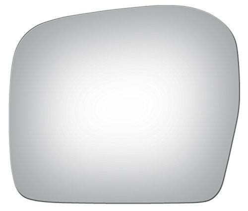 Burco 2778 Driver Side Replacement Mirror Glass for Toyota 4Runner, Tacoma (Corner Drivers Toyota Side 4runner)