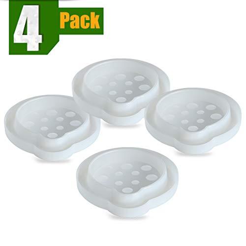 Aspectek Bed Bug Trap, Insect Interceptor (4 Pack)