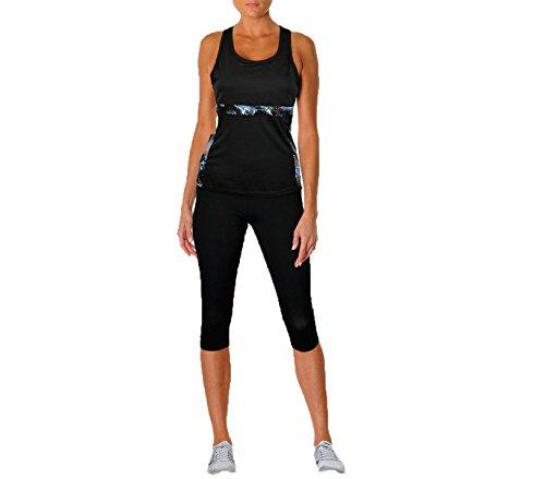 Conjunto deportivo para mujer modelo GUINONE en tres colores - Azul, S-M