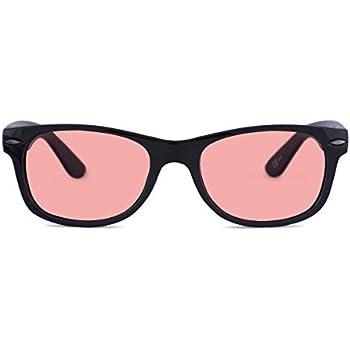 Fluorescent Light Sensitivity Glasses