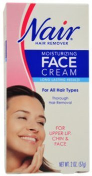Nair Face Removal Cream - 5