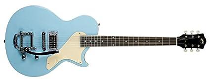 AXL AL-1055-CB - Guitarra eléctrica: Amazon.es: Instrumentos musicales