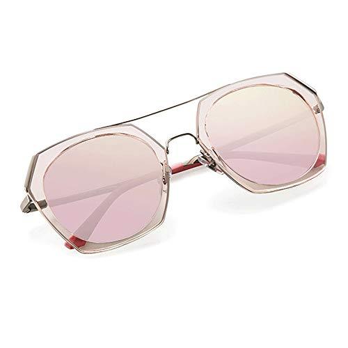 Rosa Pink De Azul Sol Light Uso Protección Diseño color Diario La Mujer Plata Y Púrpura Ultra Polygon Lente Viajar Uv Polarized Gafas Clásico Conducción Condu 400 Para BFdqFnz