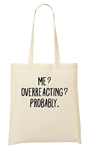 Overreacting À Fourre Probably Sac Tout Sac CP Me Provisions Cool Sv58X4q