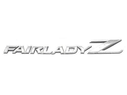 Nissan 350Z JDM Fairlady Z Emblem, Genuine Nissan Parts
