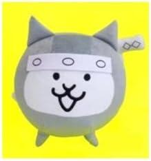 Amazon.com: Gran Guerra De Peluche Ninja gato Nyanko ...