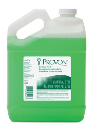 GOJO 4426-04 Provon Perineal Wash, 1 gal (Pack of 4) by Gojo