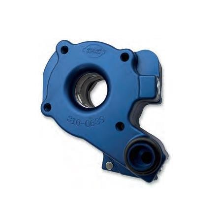S&S TC3 Oil Pump and Cam Plate for 99-06 Harley Davidson Twin Cam by Scooters Performance 310-0731