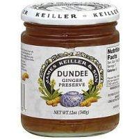 Keiller Dundee Ginger Preserve Ginger - 12 oz