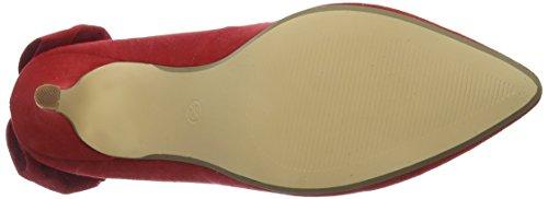 Office Women's Martha Closed-Toe Heels Red (Red) PHM8J2Mj
