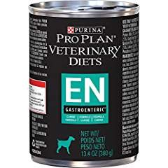 Purina Pro Plan Veterinary Diets EN Gastroenteric Formula Canned Dog Food 12/13.4 oz