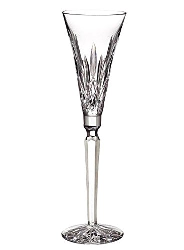 Waterford Lismore Jewels Clear Diamond Toasting Flute 12