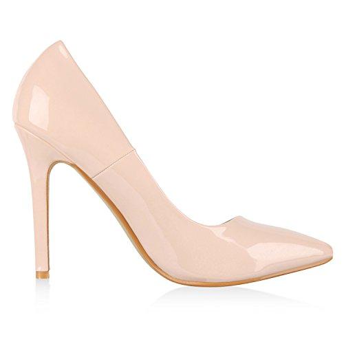 napoli-fashion - Cerrado Mujer, color rosa, talla 41 EU