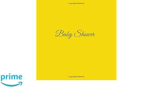 Baby Shower ......: Libro De Visitas Baby Shower ideas regalos decoracion accesorios fiesta firmas invitados baby shower bautizo bebé niño niña 21 x 21 cm ...