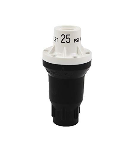 Senniger Pressure Regulator 25 PSI 1