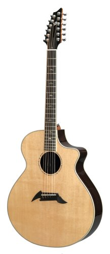 Breedlove Performance Series Focus Jumbo - 12 string Acoustic Guitar, Made in U.S.A.
