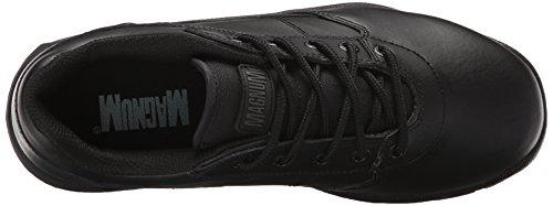 Magnum Low Black Viper Duty Men's Shoe rqFar