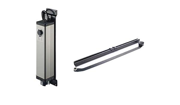 Erreka CL210/BC-58 Motor Reversible Con Brazo Corredera para Puertas Batientes Residenciales de hasta 2.5 m: Amazon.es: Bricolaje y herramientas