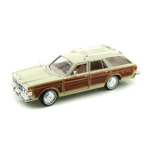 Chrysler 1979 LeBaron Town & Country Wagon 1/24 Cashmere (Cream) [parallel import goods]