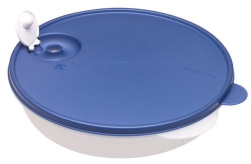 (Tupperware Crystal Wave Divided Dish)