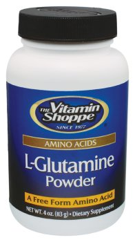 Vitamin Shoppe - L-Glutamine Powder, 4500 mg, poudre 4 oz