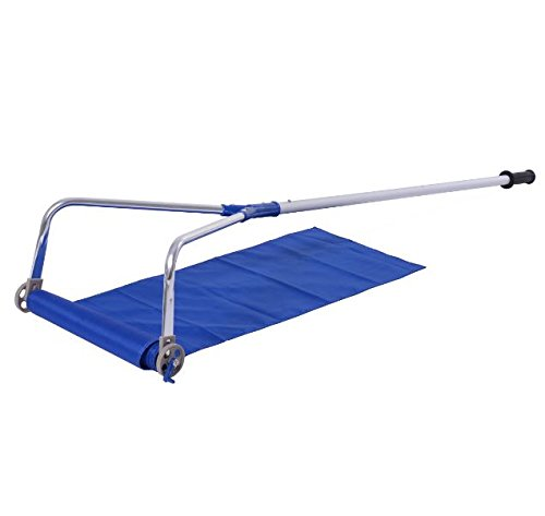 Snow Removal Tool 20FT Lightweight Roof Rake Adjustable Telescoping Handle + eBook by eXXtra Store
