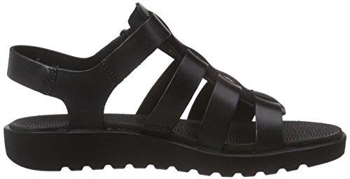 Ecco Freja Signore Romano Sandalo Sandals Nero (nero 2001)