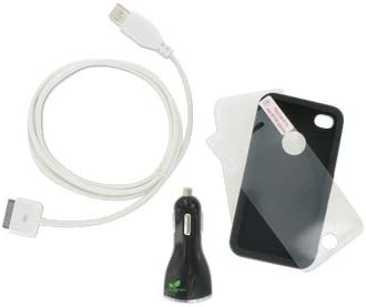 iGo 5-Piece Starter Kit for iPhone 4: Amazon com