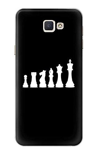 R2263 Chess Pawn Rook Knight Bishop Queen King Case Cover For Samsung Galaxy J5 Prime ()