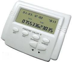 Cid Incoming Call Blocker W  Lcd Display