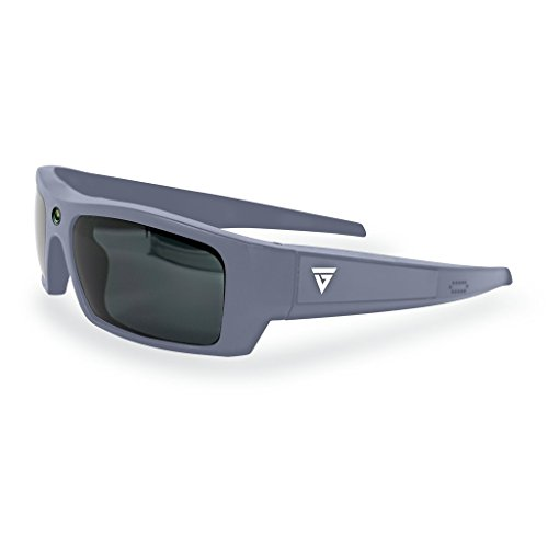 8c9fb7f30d GoVision SOL 1080p HD Camera Glasses Video Recording Sport Sunglasses with Bluetooth  Speakers and 15mp Camera