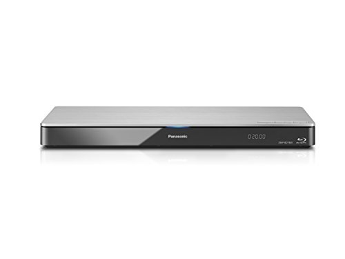 Panasonic Smart Network 4K Upscaling 3D Blu-Ray Disc & Streaming Player DMP-BDT460 (Silver) , WiFi, Twin HDMI, Miracast