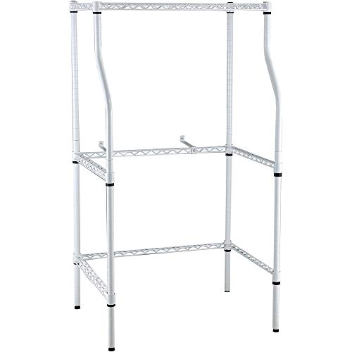 Magic Chef MCSLS12W Compact Laundry Stand ()