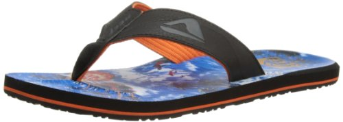 Reef Mens HT Prints Sandal Tropical Hawaiian
