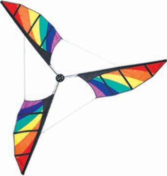6.5 Ft Wind Generator - Rainbow by Premier Kites