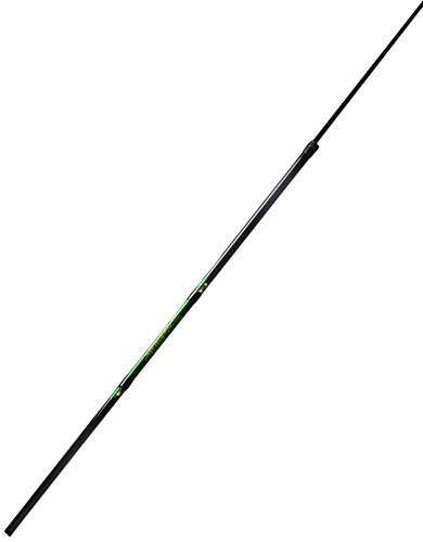 B&M BW4 Black Widow Telescopic Rod, 13-Feet, 4 Pc (Telescopic) (Vintage Fishing Pole)
