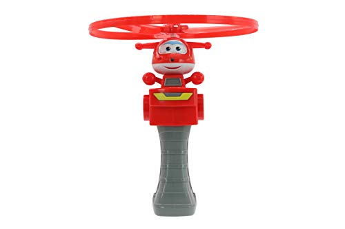 Super Wings - High Flying Jett | Toy Figure & Launcher