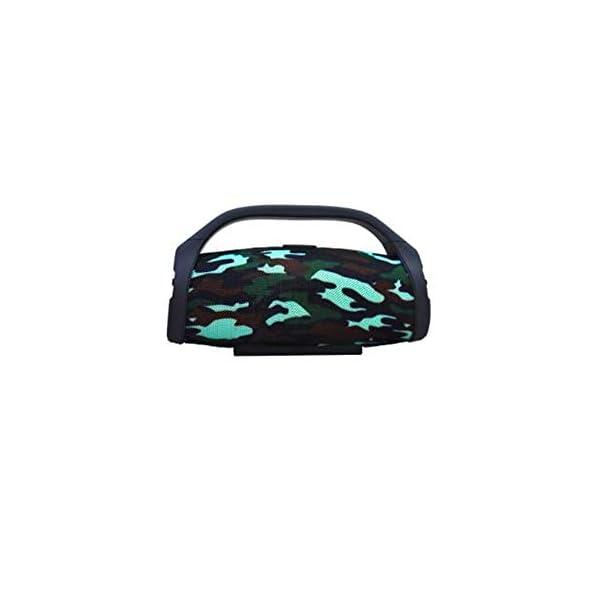 Haut-Parleur Portable Bluetooth étanche Voyage en Plein airHaut-Parleur Bluetooth Camouflage Portable 237mmx140mm 1