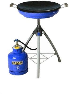 Cadac Eazi Chef.Cadac Eazi Chef Skottel Barbecue 8200 Blue Grey Amazon Co