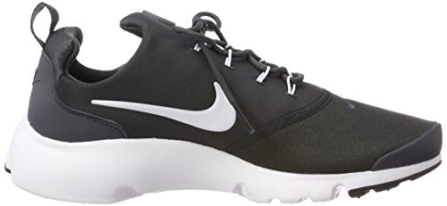 Nike white Fitness black De Presto Chaussures 016 Homme Noir Fly anthracite RxwrR6qTUn