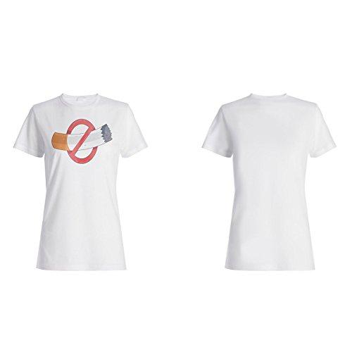 Nicht rauchen Tag 31. Mai Lustig Damen T-shirt a707f