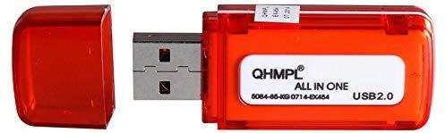 Quantum QHM5084 Memory Card Reader